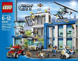 Lego City Police Station 60047 £44.97 Asda