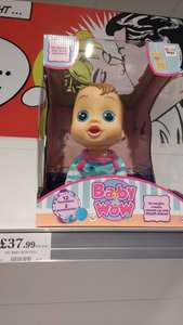 Baby Wow £37.99 in store Home Bargains