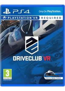 DriveClub VR now £25.99 @ Base
