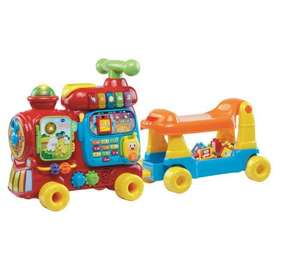 VTECH BABY PUSH & RIDE ALPHABET TRAIN £34.99 @ Amos