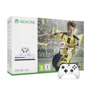 Xbox One S 500GB with FIFA 17 and Extra Controller + FREE delivery  £289.99 @ Costco