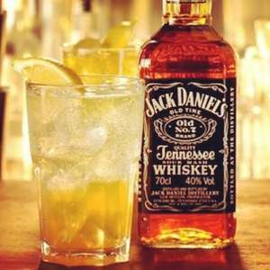 Free Jack Daniel's Lynchburg Lemonade cocktail at Pitcher + Piano until 31 Oct