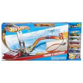 Hot Wheels  Figure 8 raceway with 6 cars £17.50 @ Tesco direct