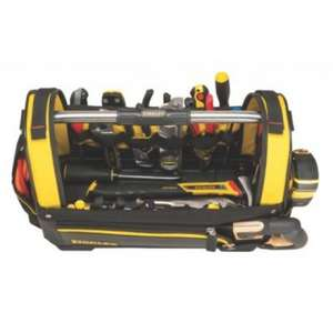 Stanley fat max 18inch open tool tote £20 @ B&Q