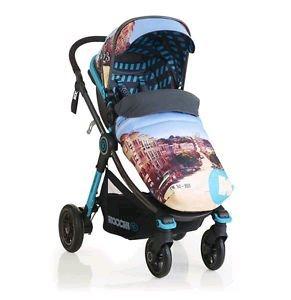 koochi litestar pushchair £149 - Tesco ebay outlet