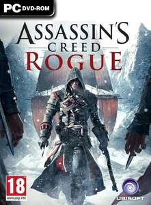 Assassin's Creed Rogue PC DVD from £4.48 delivered Prime (or plus £1.99) @ Amazon.co.uk