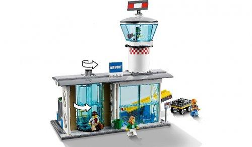 LEGO City - Airport Passenger Terminal - 60104 £49.97 Asda