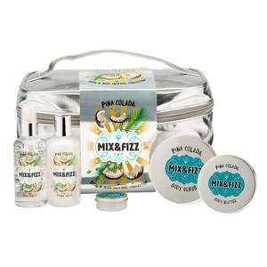 Mix & Fizz Pina Colada Bath & Body Vanity Case Gift Set Was £20 now £8 @ Superdrug free delivery with beauty card or c&c