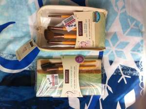 Eco tool brush sets at Boots store specific clearance (instore for £3)