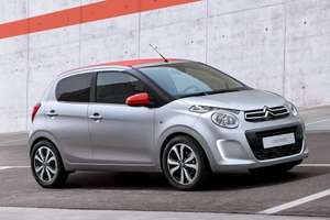 Citroen C1 Feel from V4B. £99 deposit £99 a month vat included plus £360 process fee. 18 months £2142 @ Vehicles for business