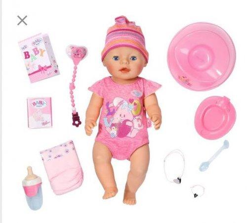 Interactive Baby Born £22 @ Tesco instore