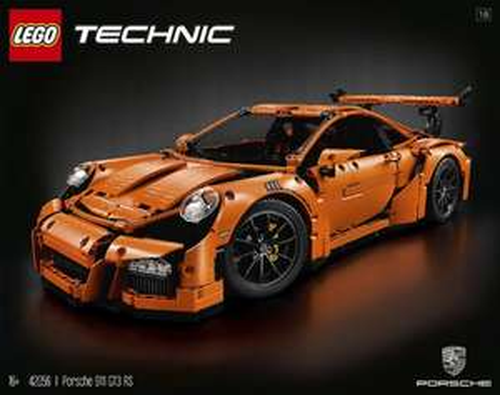 LEGO 42056 Technic Porsche 911 GT3 RS Building Set £199.99 @ AMAZON