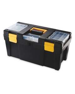 Large Toolbox with essential DIY tools  £9.99 @ Aldi