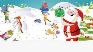 Personalised letter from santa. NSPCC