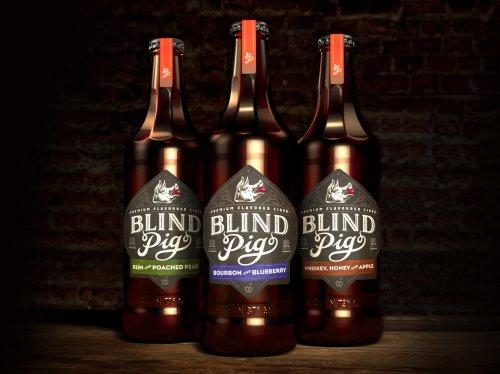 Blind Pigs Cider (355ml) FREE via Checkoutsmart