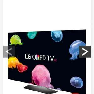 LG OLED55B6V 55 Inch OLED 4K Ultra HD HDR Smart TVs £2069.99 @ very