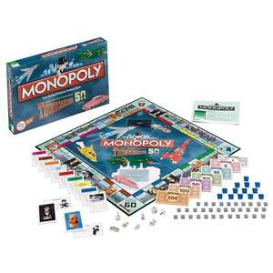 Thunderbirds Retro Monopoly 50th anniversary £29.99 > £12.99 Amazon / Fun Collectables
