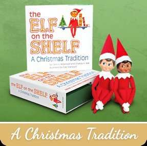 Elf on theshelf £27.99 @ Blue diamond garden centres
