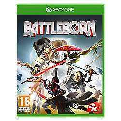 Battleborn (XBox One & PS4) - £8.00 delivered @ Tesco Direct