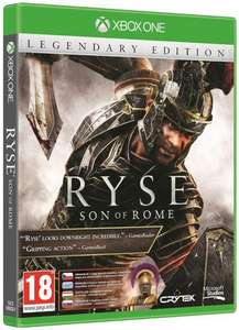Ryse Son Of Rome Legendary Edition Xbox One Microsoft Store - £5.99