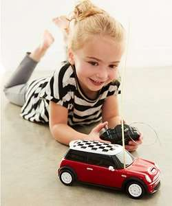 Radio Controlled Mini Cooper was £25 now £12.50 (£1.50 c&c) @ Early learning centre