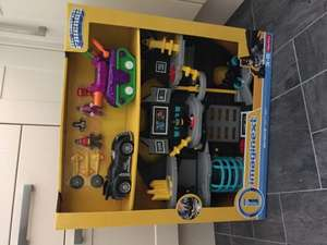 Imaginext batcave gift set £35 @ Argos