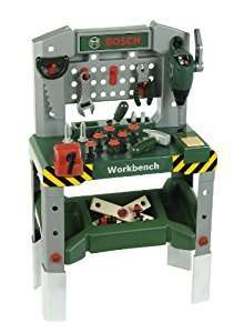 Bosch Workbench with Sound was £60 now £30 @ mothercare free c&c