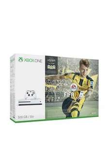XBOX One S with Fifa 17 Littlewoods 1yr interest free