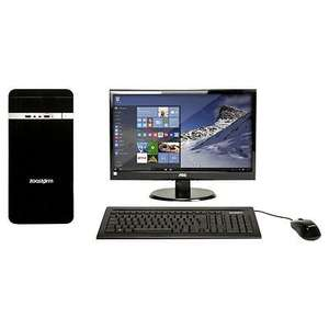 "Zoostorm 7251-0089 Desktop PC & AOC 18.5"" Monitor 8GB RAM 1TB HDD Intel 3.30GHz with Windows 10 £199 (Refurb) @ Tesco / Ebay"