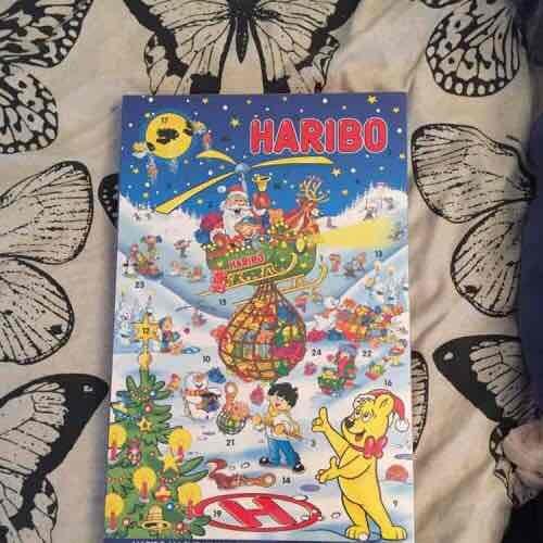 Haribo Advent Calendar £4.99 @ B&M