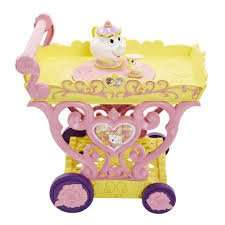 Belle Tea Party Cart £29.97 @ Asda - Free c&c