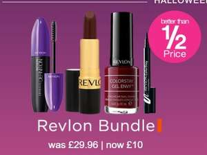 Revlon Halloween bundle £10 Superdrug