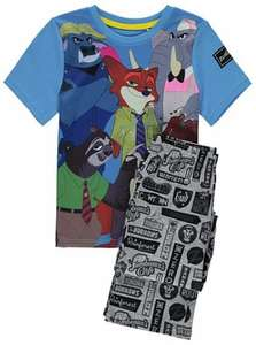 disney Zootropolis pyjamas £4 asda (free C&C)