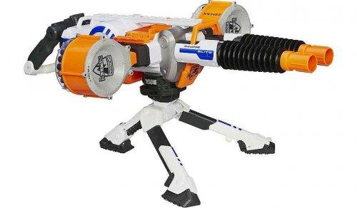 Nerf N-Strike Elite Rhino-Fire Blaster £60 Asda