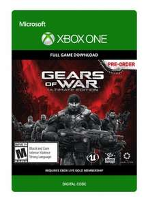 [Xbox One] Gears of War: Ultimate Edition - £7.59 - CDKeys (5% Discount)