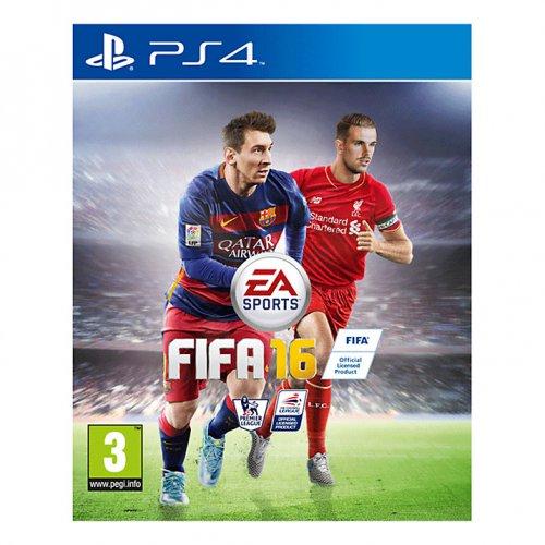 FIFA 16, PS4: £9.99 at John Lewis