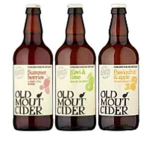 Free Old Mout Cider at participating venues