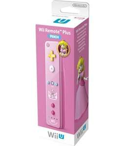 Official Nintendo Wii U Peach Remote Plus £19.99 delivered @ Game.co.uk