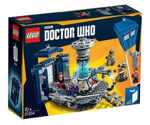 Dr Who Lego Set.21304.retiring soon.£33.25.@ Tesco Direct RRP.£49.99