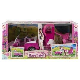 Tesco (Blackpool store) Steffi Horse Trailer £16.00