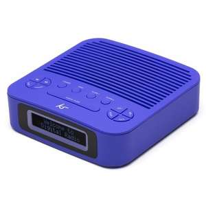 Kitsound Blue Revive DAB Alarm Clock £12.99 @ Vodafone E-bay store