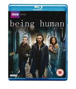 Used - Very good Being Human - Series 2 [Blu-ray] [Region Free] £1.50 (prime) £3.49 ( non prime) - Expired