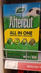 Aftercut All in One in the co-op for 70p
