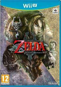 The Legend of Zelda: Twilight Princess - £19.99 / Mario Tennis: Ultra Smash - £14.99 (Nintendo Wii U) @ HMV (In-Store Only)