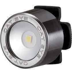 Cateye Nima front bike light. £3.99 @ CRC (collect £1.50 or ship from £2.99) or spend £9+ for free post