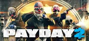 PAYDAY 2 and PAYDAY: The Heist plus DLCs are 75% OFF PC £3.74 @ Steam