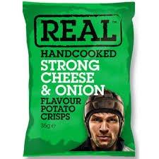 10p Real crisps Tesco Long Eaton
