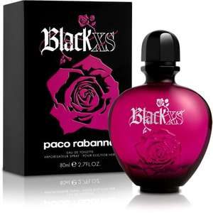 Paco Rabbane Black XS 80ml/100ml gift set + More bargains (mens included!) £26 + postage @ Sports Direct