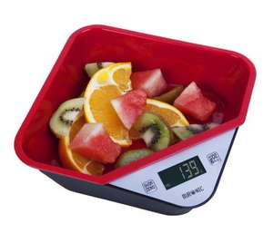 Duronic 5kg Kitchen Scale, £3.99, add on @ Amazon