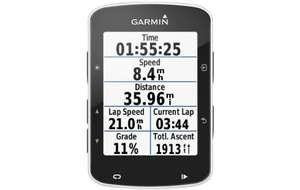 Garmin Edge 520 Cycle Computer - £181.91 or less @ Halfords